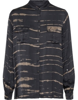 Rabens Saloner Linnea Sahara Pocket Shirt