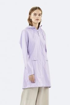 Rains W Coat Lavendel