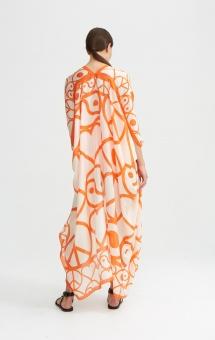 Rodebjer Agave Symbols Kaftan