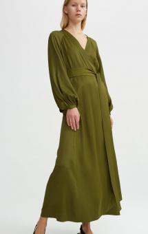 Rodebjer Khalida Dress Khaki Green