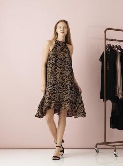 Saint Tropez Halterneck Dress