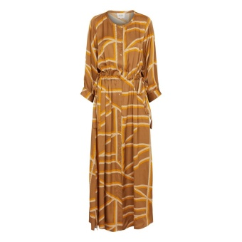 Second Female Sonja LS Maxi Dress