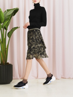 Saint Tropez Woven Skirt