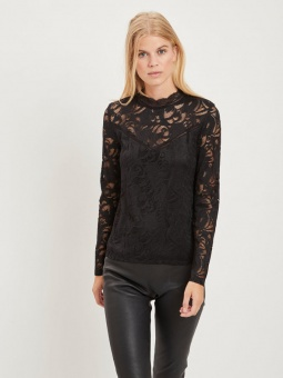 Vila Vistasia Lace Top