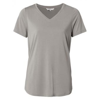 Yaya Basic Cupro T-shirt