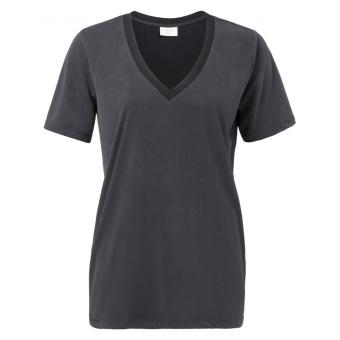 Yaya Basic V-neck T-shirt