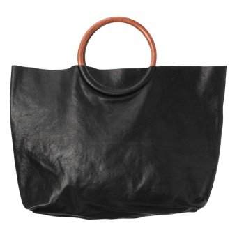 Yaya Leather Shopper