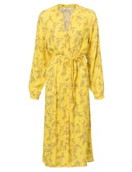 Yaya Long Blouse Dress