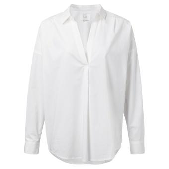 Yaya Oversized Cotton Shirt