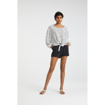 Yaya Elegant Bermuda Shorts