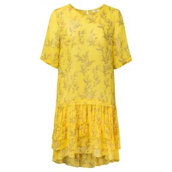 Yaya Ruffle Dress