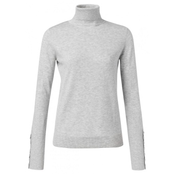 Yaya High Neck Sweater