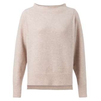 Yaya Soft Knit Batwing Sleeves