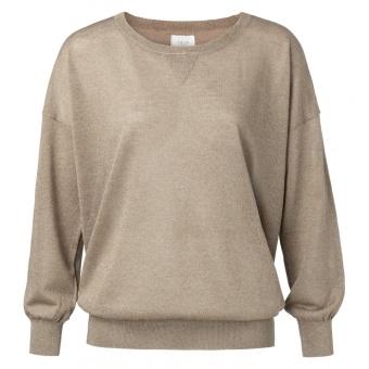 Yaya Lurex Sweater