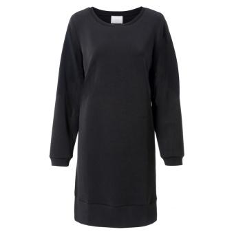 Yaya Round Neck Sweater Dress
