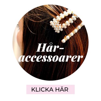 hår accessoarer