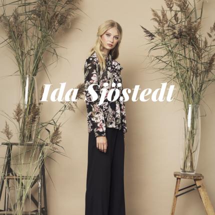 Ida Sjöstedt peony blus