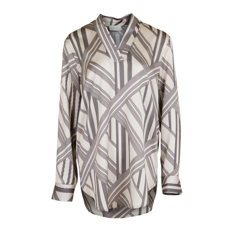 Neo Noir May Graphic Tunic
