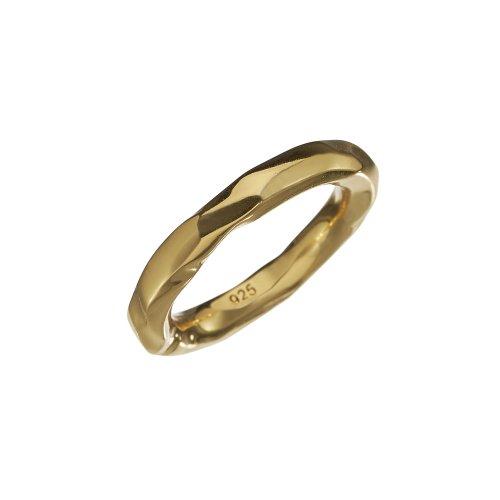 KumKum Raw Guld Ring