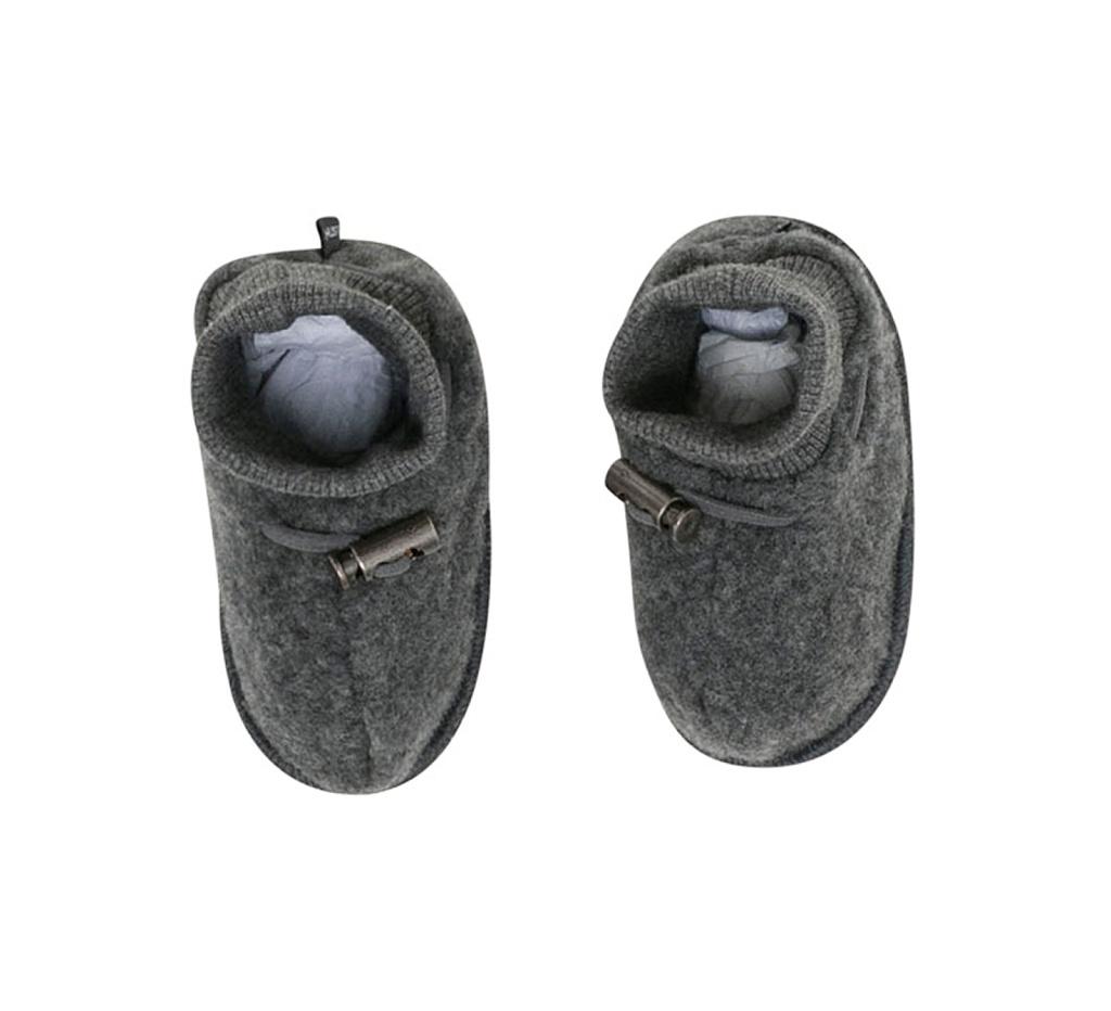 Tossor - merinoull Antracite melange