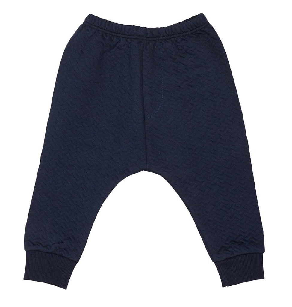 Babybyxa marinblå