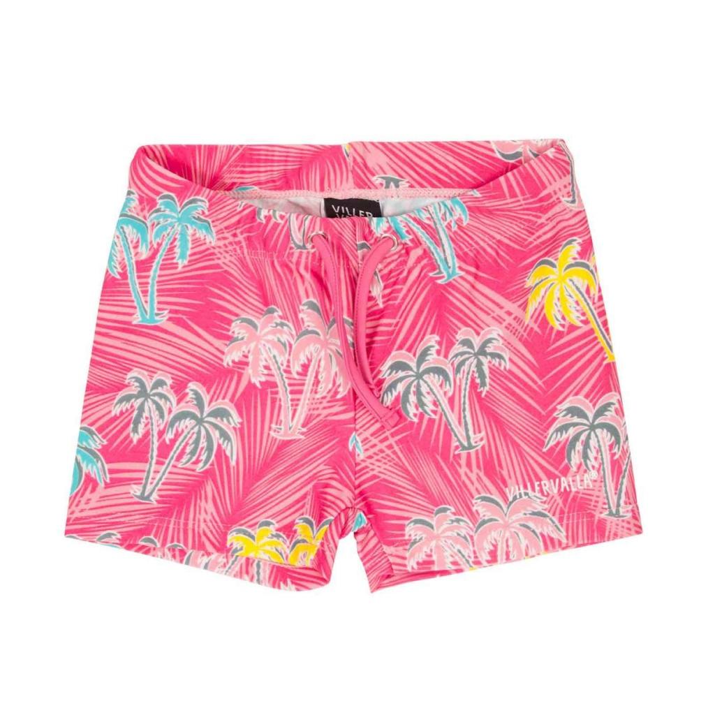 Badbyxa Palm Tree - Flamingo