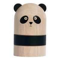 Sparbössa, Panda,