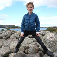 Leggings Lagun (svart)