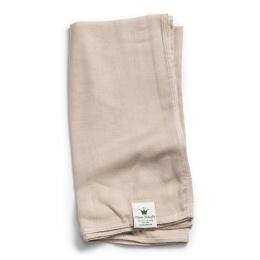 Bamboo Muslin Blanket - Powder Pink