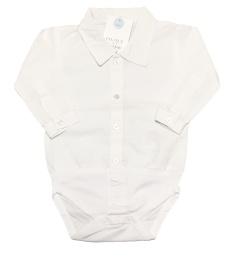 Skjortbody vit