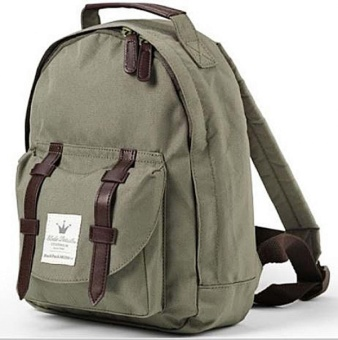 Back Pack Mini - Woodland Green