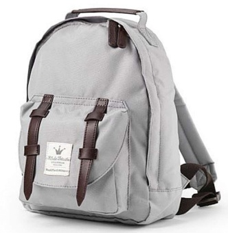 Back Pack Mini - Marble Grey