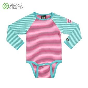 Body - Stripes flamingo/wave