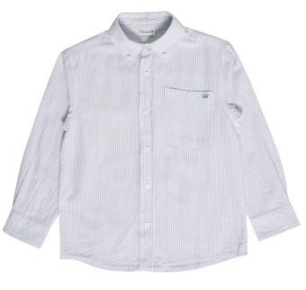 Skjorta, smalrandig