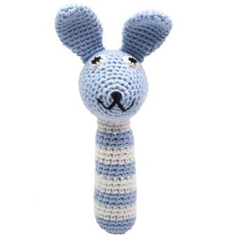 Skallra - Sir Rabbit (light blue)