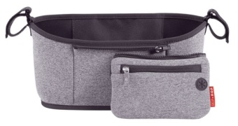 Organizer - Heather grey
