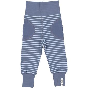Babybyxa soft blå
