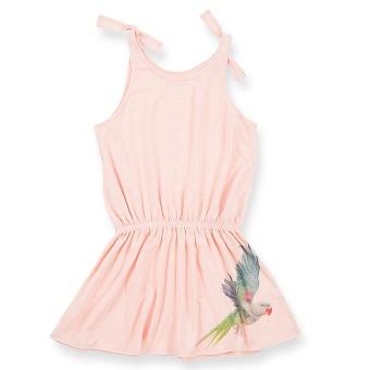 Klänning Slip, rosa