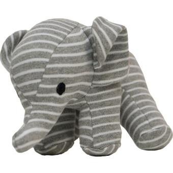Elefant grå/vit