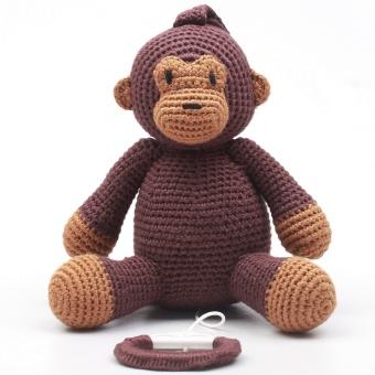 Speldosa - Mr Monkey