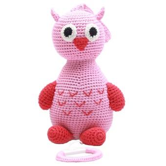 Speldosa - Mrs Owl