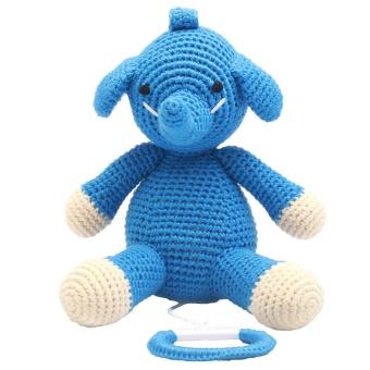 Speldosa - Mr Elephant