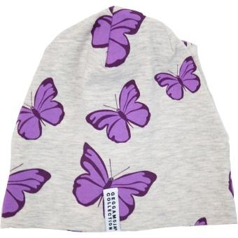 Mössa Topline Lim. Ed. fjärilar