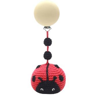 Barnvagnshänge - Mrs- Ladybug