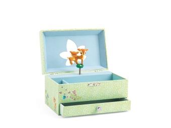 Smyckesskrin, Fawn´s song Bambi