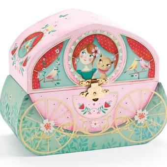 Smyckeskrin Prinsessvagn