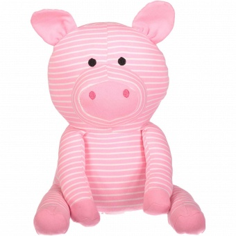 Gosedjur Malin the pig - Pink