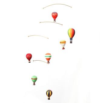 Trämobil - Ballong