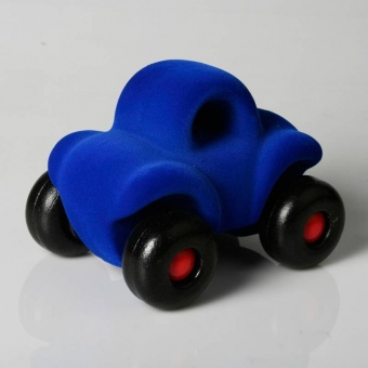 Bil stor blå