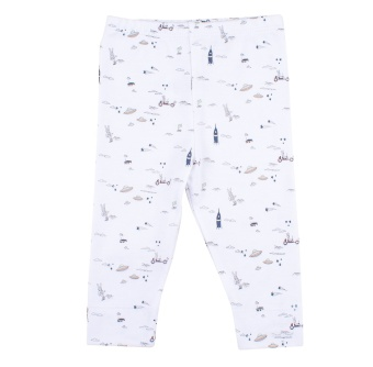 Babyleggings Space land